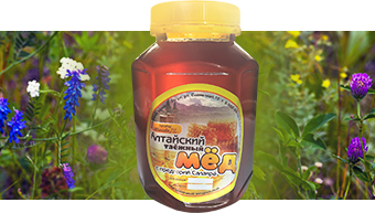 Алтайский таежный мед