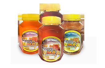 Алтайский мёд оптом