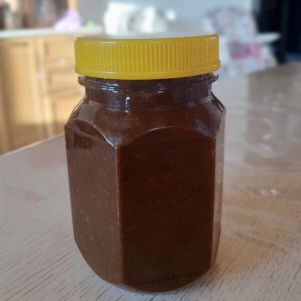 мёд с пергой